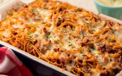 Spaghetti A La Joe
